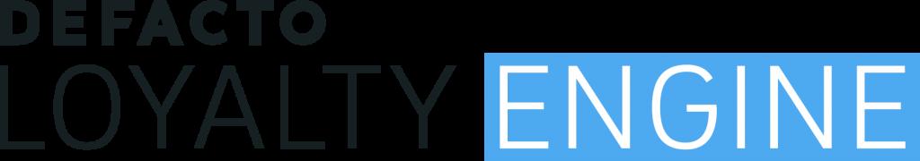 DEFACTO Loyalty Engine - Logo